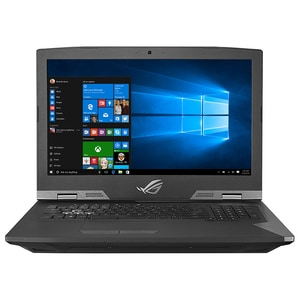 "Laptop Gaming ASUS ROG G703GXR-EV003T, Intel Core i7-9750H pana la 4.5GHz, 17.3"" Full HD, 32GB, SSHD 1TB + SSD 512GB, NVIDIA GeForce RTX 2080 8GB, Windows 10 Home, Argintiu"