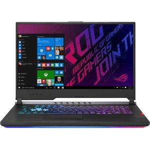 "Laptop Gaming ASUS ROG Strix Scar III G731GW-H6181T, Intel Core i9-9880H pana la 4.8GHz, 17.3"" Full HD, 32GB, SSD 1TB, NVIDIA GeForce RTX 2070 8GB, Windows 10 Home, Gunmetal"