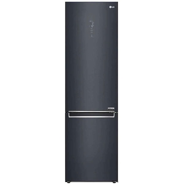 Combina frigorifica LG GBB92MCACP, No Frost, 384 l, H 203 cm, Clasa C, negru