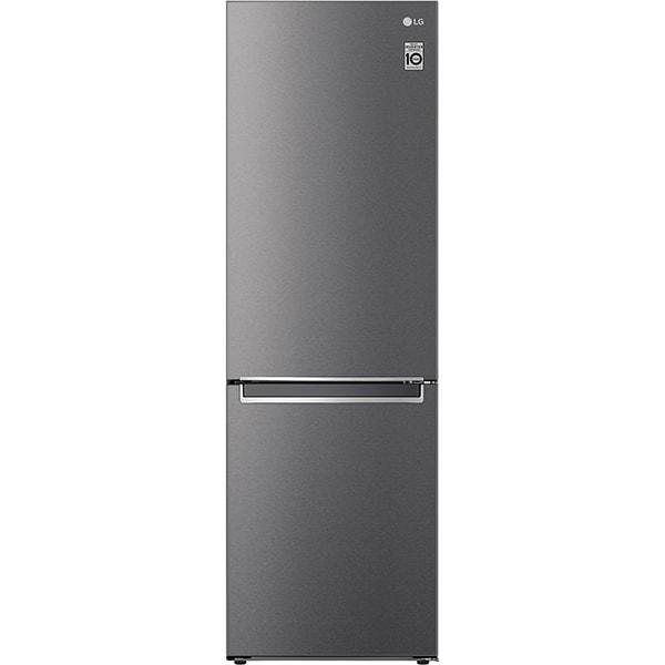 Combina frigorifica LG GBP61DSPGN, No Frost, 341 l, H 186, cm, Clasa D, grafit