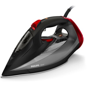 Fier de calcat PHILIPS Azur GC4567/80, 2600W, 250g/min, 250ml, talpa SteamGlide Advanced, gri-negru
