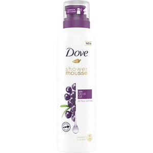 Spuma de dus DOVE Acai Oil, 200ml
