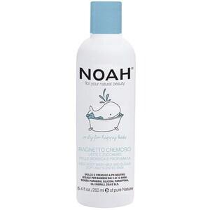 Gel de dus cu lapte si zahar NOAH 935, 250ml