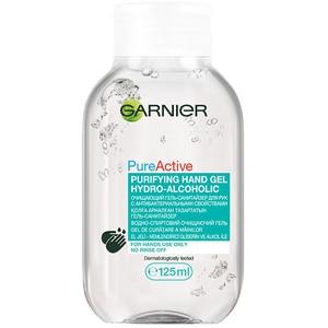 Gel igienizant pentru maini GARNIER Skin Naturals Pure Active, 125ml