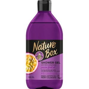 Gel de dus NATURE BOX Pssion Fruit, 385ml