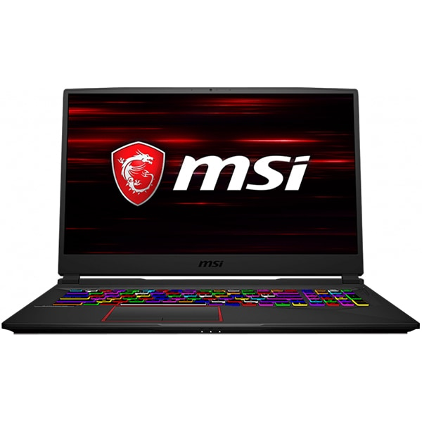 "Laptop Gaming MSI GE75 Raider 8SF, Intel® Core™ i7-8750H pana la 4.1GHz, 17.3"" Full HD, 16GB, HDD 1TB + SSD 256GB, NVIDIA GeForce RTX 2070 8GB, Free Dos"