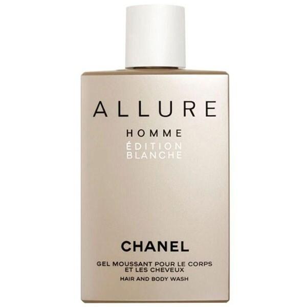 Gel de dus CHANEL Allure Homme Blanche, 200ml