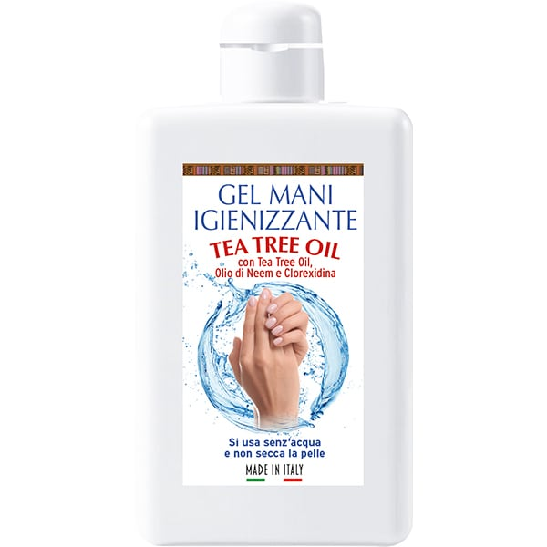 Gel igienizant pentru maini LA DISPENSA Tea Tree Oil, 100ml