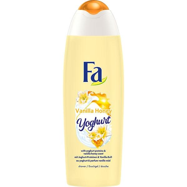 Gel de dus FA Vanilla Honey&Yoghurt, 750ml