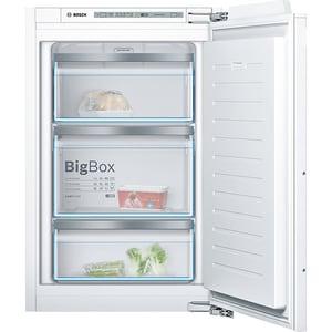 Congelator incorporabil BOSCH GIV21AF30, LowFrost, 97 l, H 87 cm, Clasa A++, alb