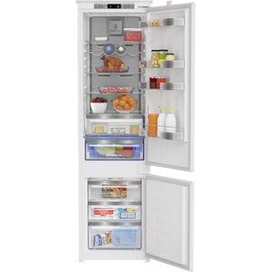 Combina frigorifica incorporabila GRUNDIG GKNI 25942 FN, Cool Plus, 284 l, H 193.5 cm, Clasa E, alb