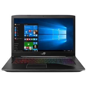 "Laptop Gaming ASUS ROG Strix Scar GL703GS-E5039R, 17.3"" Full HD, Intel Core i7-8750H pana la 4.1GHz, 32GB, SSHD 1TB + SSD 256GB, NVIDIA GeForce GTX 1070 8GB, Windows 10 Pro"