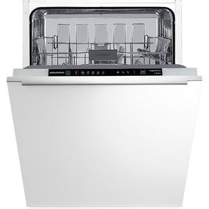 Masina de spalat vase incorporabila GRUNDIG GNVP2450, 13 seturi, 5 programe, Clasa E, alb
