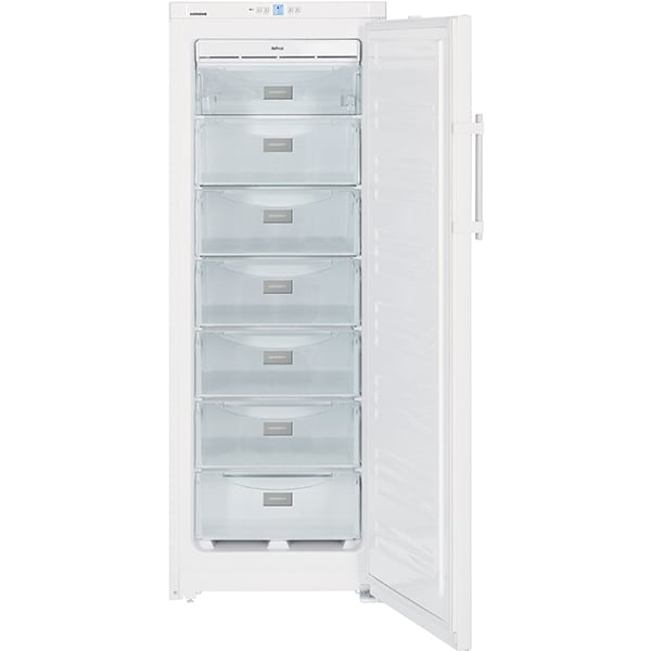 Congelator LIEBHERR GNW 1660, No Frost, 221 l, H 171.2 cm, Clasa F, alb