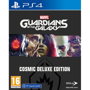 Marvel's Guardians of the Galaxy Cosmic Deluxe Edition PS4