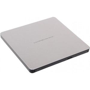 DVD-RW extern LG GP60NS60, USB 2.0, argintiu