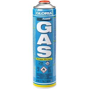 Butelie gaz GLORIA, pentru Thermoflamm Bio Classic, 600 ml