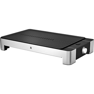 Gratar electric WMF Lono 415330011, 2300W, argintiu-negru