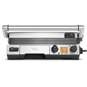 Gratar electric SAGE Smart Grill Pro BGR840BSS, 2400W, argintiu