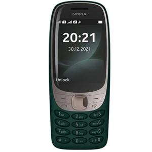 Telefon NOKIA 6310 2021, 16MB RAM, 2G, Dual SIM, Dark Green