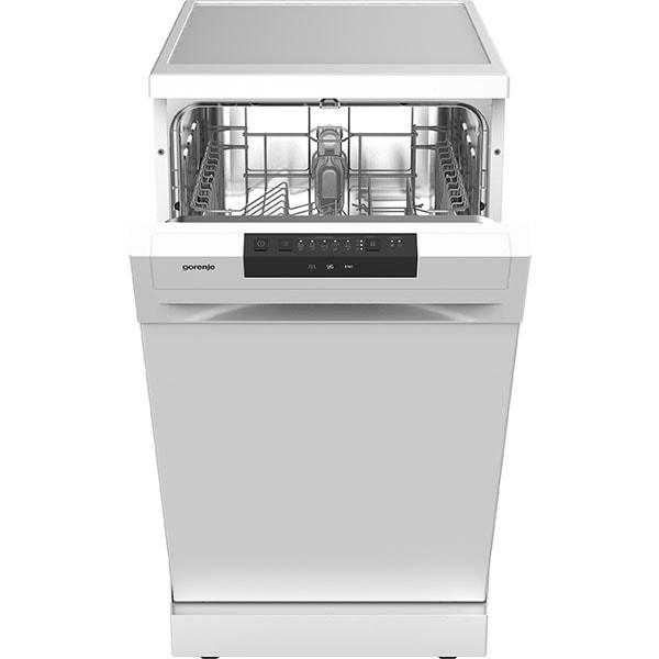 Masina de spalat vase independenta GORENJE GS52040W, 9 seturi, 5 programe, 45 cm, Clasa E, alb