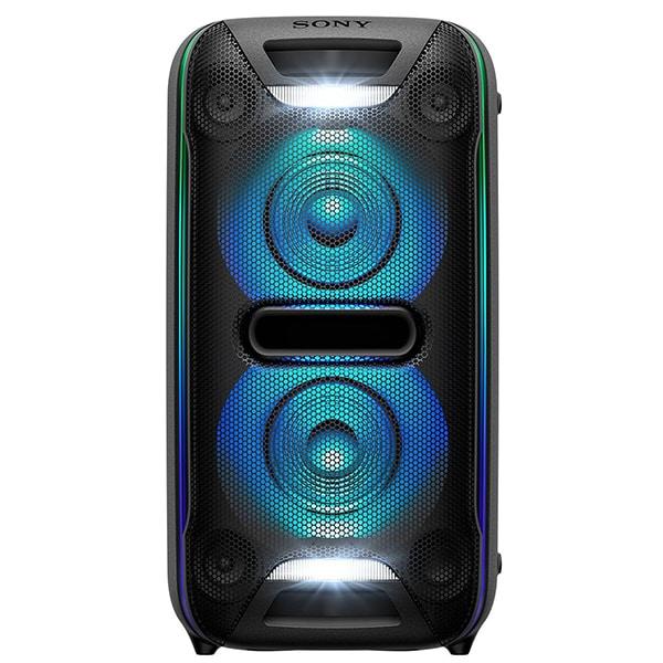 Sistem audio High Power SONY GTK-XB72, Bluetooth, NFC, USB, Party Chain, iluminare LED, negru