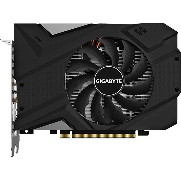 Placa video GIGABYTE NVIDIA GeForce RTX 2060 Mini ITX OC 6G , 6GB GDDR6, 192bit, GV-N2060IXOC-6GD