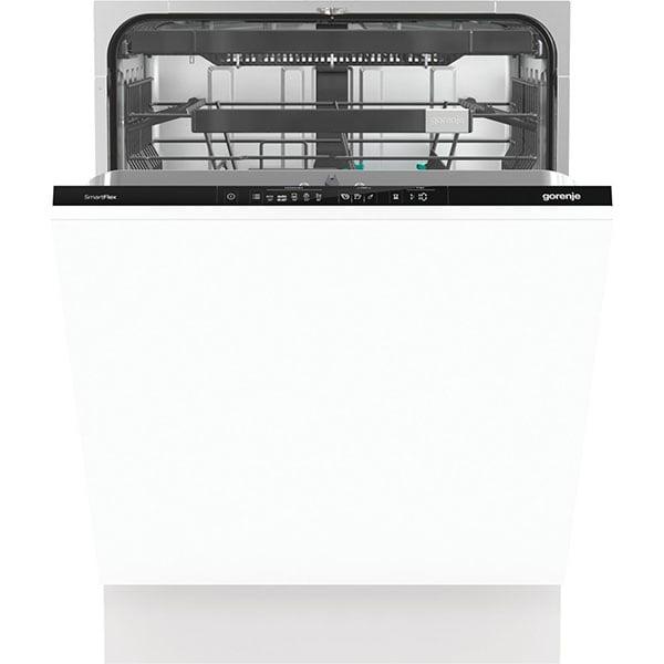 Masina de spalat vase incorporabila GORENJE GV671C60, 16 seturi, 5 programe, 60 cm, Clasa C, alb