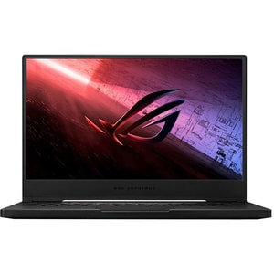 "Laptop Gaming ASUS ROG Zephyrus S15 GX502LXS-HF038, Intel Core i7-10875H pana la 5.1GHz, 15.6"" Full HD, 32GB, SSD 2x512GB, NVIDIA GeForce RTX 2080 Super 8GB, Free DOS, negru"