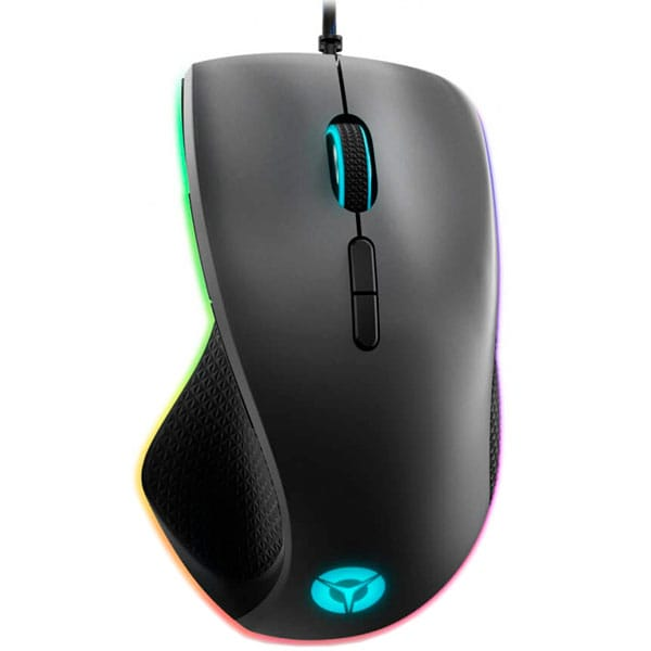 Mouse Gaming LENOVO Legion M500 RGB, 1600 dpi, negru