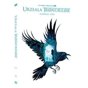 Urzeala tronurilor - Sezonul 1 DVD Editie Iconica