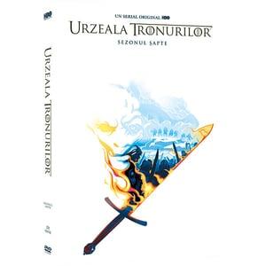 Urzeala tronurilor - Sezonul 7 DVD Editie Iconica