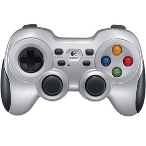 Gamepad Wireless LOGITECH F710 (PC), argintiu