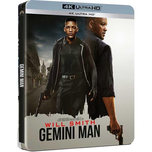 Gemini: Conspiratia 4K Steelbook Blu-Ray