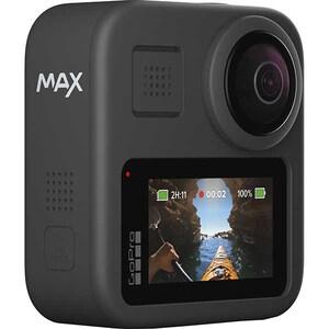 Camera video sport GoPro MAX 360, 5.6K, Wi-FI, GPS, negru