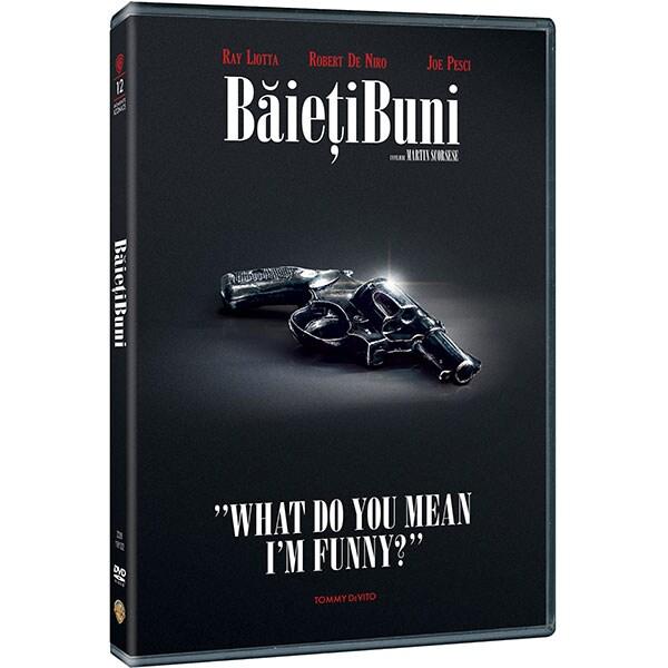 Baieti buni DVD Editia Iconica