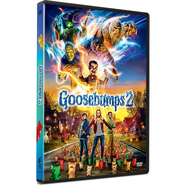 Goosebumps 2: Halloween bantuit DVD