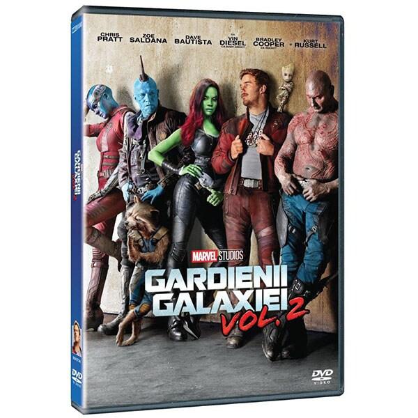 Gardienii Galaxiei Vol.2 DVD