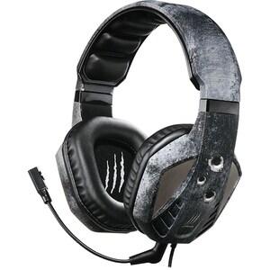 Casti Gaming HAMA Urage Soundz Evo, stereo, USB, negru-gri