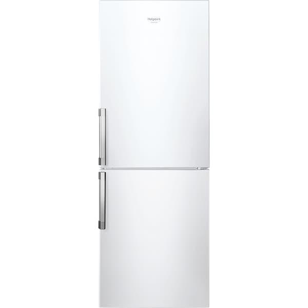 Combina frigorifica HOTPOINT HA70BI 31 W, Total No Frost, 444 l, H 195 cm, Clasa F, alb