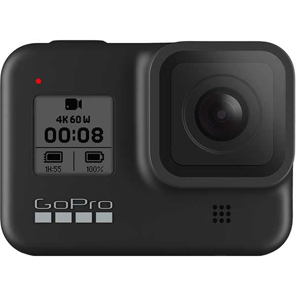 Camera video sport GoPro HERO8, 4K, Wi-Fi, GPS, Black