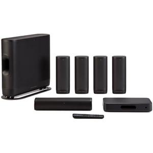 Sistem Home Cinema Wireless HARMAN KARDON Surround HKSURROUND, 5.1, 370Wm Wi-Fi, Bluetooth, Dolby Digital, DTS Atmos, negru