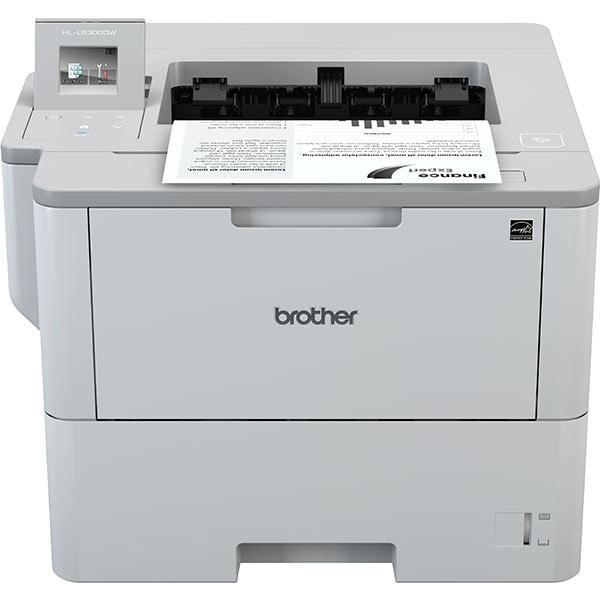 Imprimanta laser monocrom BROTHER HL-L6300DW, A4, USB, Retea, Wi-Fi, NFC
