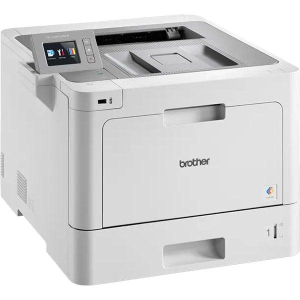 Imprimanta laser color BROTHER HL-L9310CDW, A4, USB, Retea, Wi-Fi, NFC