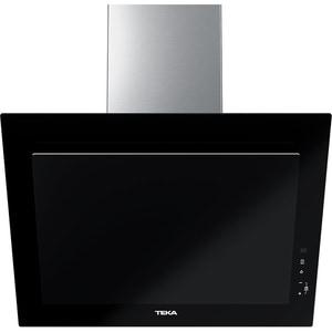 Hota decorativa TEKA DVT 68660 TBS BK, 1 motor, 584 m3/h, L 60 cm, negru
