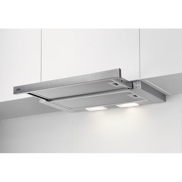 Hota AEG DPB2621S, 280m3/h, D, argintiu