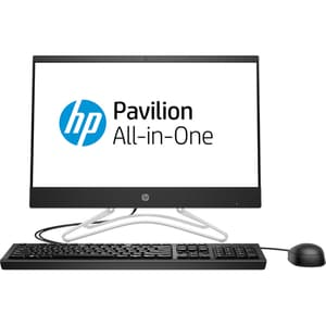 "Sistem All in One HP 200 G3, 21.5"" Full HD, Intel Core i3-8130U pana la 3.4GHz, 4GB, 1TB, Intel UHD Graphics 620, Free Dos"