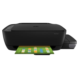 Multifunctional inkjet color HP Ink Tank 315 All-in-One CISS, A4, USB