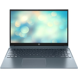 "Laptop HP Pavilion 15-eh1012nq, AMD Ryzen 7 5700U pana la 4.3GHz, 15.6"" Full HD, 16GB, SSD 512GB, AMD Radeon Graphics, Free Dos, albastru"
