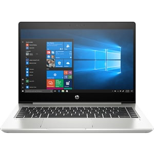 "Laptop HP ProBook 440 G6, Intel Core i3-8145U pana la 3.9 GHz, 14"" HD, 4GB, SSD 128GB, Intel UHD Graphics 620, Windows 10 Pro, argintiu"